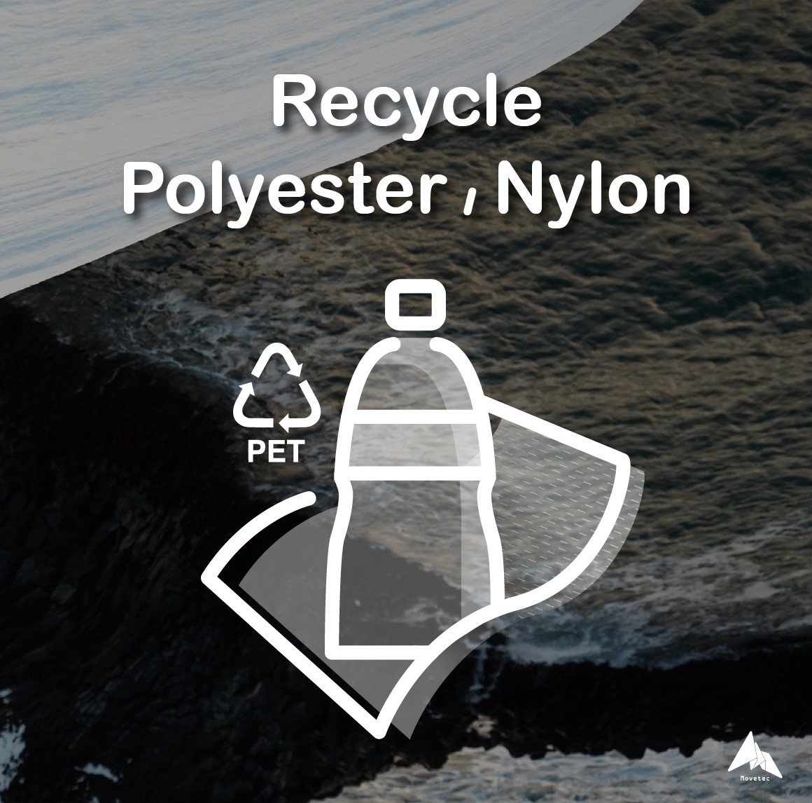 Recycle Polyester / Nylon