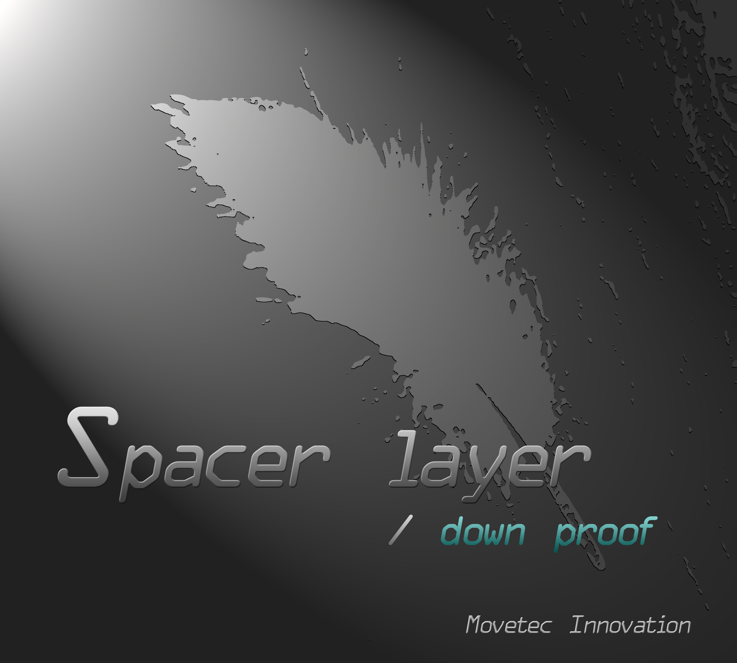 Spacer layer - Down proof